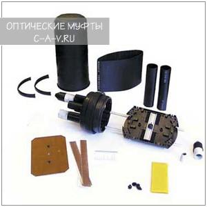 Муфта оптическая МТОК 96-01-IV