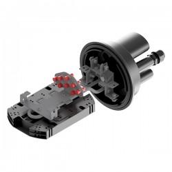 Кросс-муфта МВОТ-К-64-2-Т-2-64-FC-8 VolSip оптическая