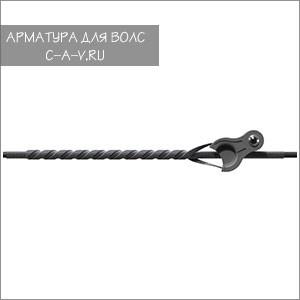 Натяжной спиральный зажим НСО-40-17,0/18,0П
