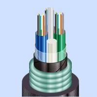 Оптический кабель ОБгПно с бронёй из гофрированной стальной ленты  (ОбгПно-с)