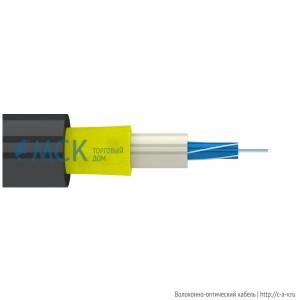 Кабель ОБК-А дроп круглый (волокно в буфере) | Оптический кабель завода «Инкаб»