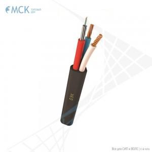 Оптический кабель Кабельтов ОЭК-НУ-(03-8Е2-2,5)+2х2,5)