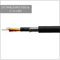 Оптический кабель ОКД-6*4А-2,7 (2,7кН) (24 волокна)