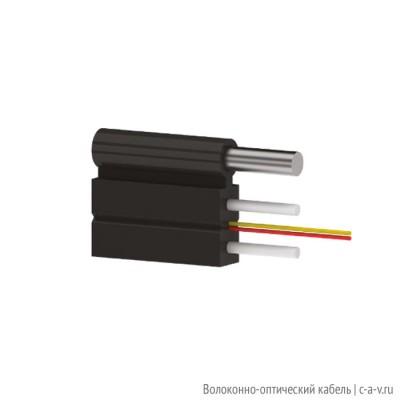 Оптический кабель  ОКДБ-2Д-М нг(А)-LS (1кН) | Волоконно-оптический кабель «Окей-Кабель»