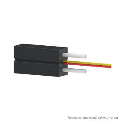 Оптический кабель  ОКДБ-2Д нг(А)-LS | Волоконно-оптический кабель «Окей-Кабель»