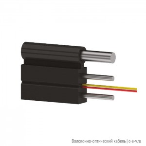 Оптический кабель  ОКДБ-2М-М нг(А)-LS | Волоконно-оптический кабель «Окей-Кабель»