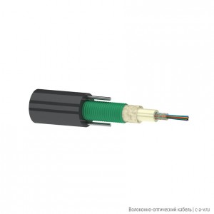 Оптический кабель  ОККЦ (1,5 кН)   Волоконно-оптический кабель «Окей-Кабель»