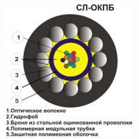 Оптический кабель СЛ-ОКПБ-НУ-4М6-5,0