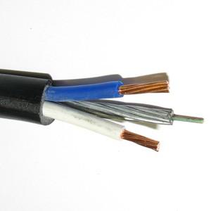Опто-электрический кабель ОЭК-ОКМБ-03НУ-8е2+2х2,5