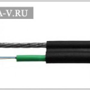 Оптический кабель ОПЦ-4А-6,0 (6кН)