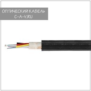 Оптический кабель ОСД-6*4А-8 (8кН) (24 волокна)