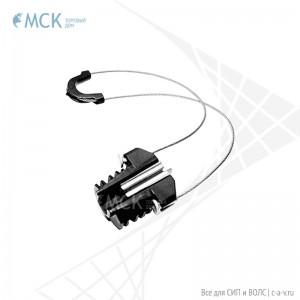 Анкерный зажим PA-05F для СИП и оптического кабеля. Узлы и элементы крепления «Торгового Дома «МСК»