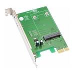 Переходник miniPCIe-PCIe IAMP1E