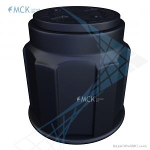 Пластиковый колодец связи КС-1