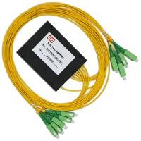Разветвитель PO-1x8-PLC-SM/2,0-1,0 м-SC/APC