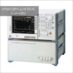 Оптический рефлектометр Yokogawa AQ7410B прецизионны