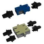 Розетка SC оптического кабеля соединительная