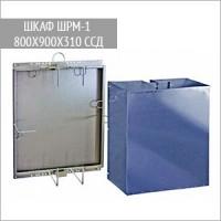 Шкаф ШРМ-1 800х900х310
