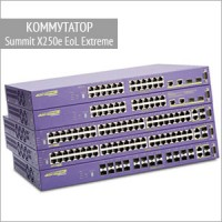Коммутаторы Summit X250e EoL Extreme