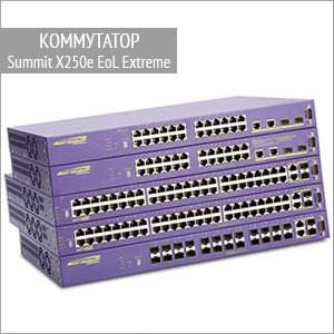 Коммутаторы Summit X250e EoL Extreme