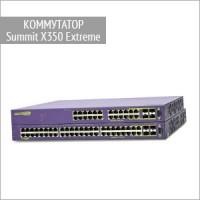 Коммутаторы Summit X350 Extreme