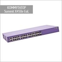 Коммутатор Summit X450e EoL Extreme