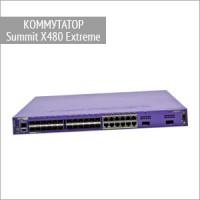 Коммутаторы Summit X480 Extreme