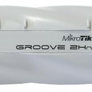 Точка доступа MikroTik Groove 2Hn