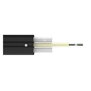 ТПОд2 - кабель оптический плоский для подвеса