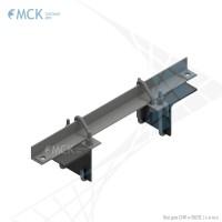Узел крепления УН(3)-1200 натяжной | Узлы и элементы крепления кабеля. ООО «Торговый Дом «МСК»