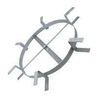 Устройство для подвески муфты и запаса кабеля УПМК-02